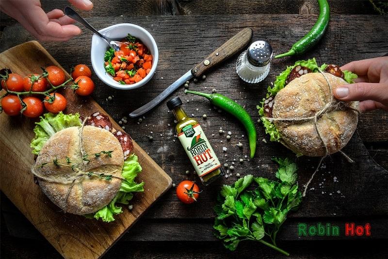 Robin Hot Green