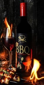 BBQ Wine Red Blend
